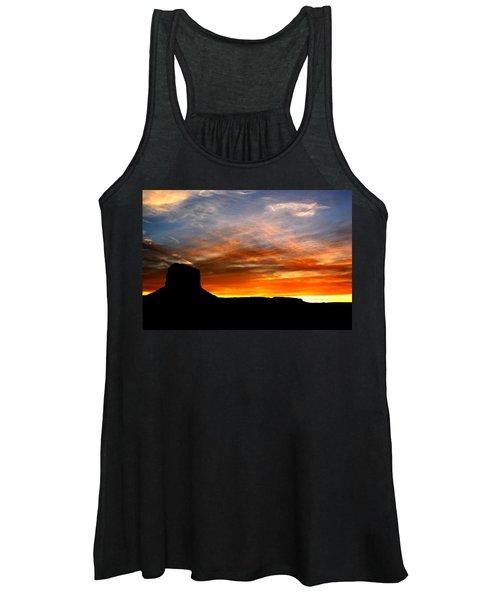 Sunset Sky Women's Tank Top