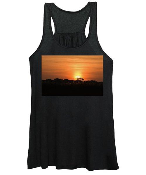 Sunset  Women's Tank Top