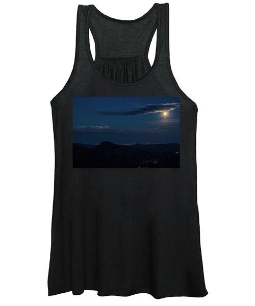 Super Moon Eclipse Women's Tank Top