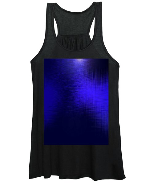 Women's Tank Top featuring the digital art Supplication 4 by Gina Harrison