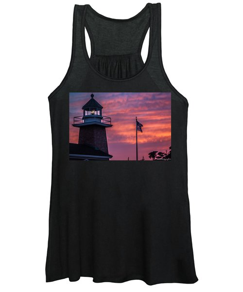 Surfing Museum Full Color  Women's Tank Top