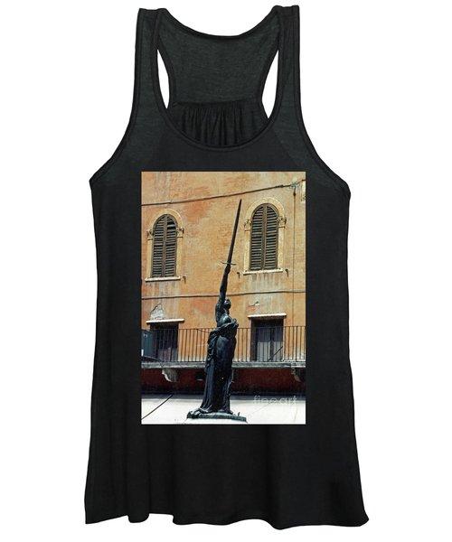 Sword Of Freedom Women's Tank Top