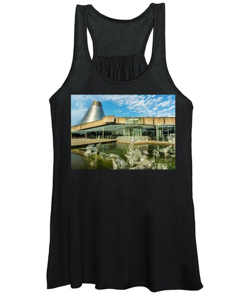 Tacoma's Museum Of Glass  Women's Tank Top