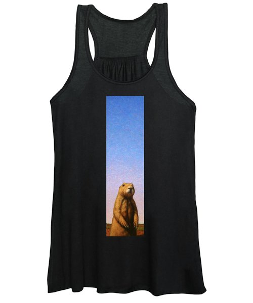 Tall Prairie Dog Women's Tank Top