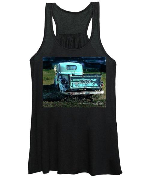 Taos Dodge Women's Tank Top