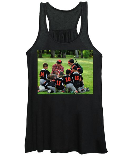 Team Meeting 9736 Women's Tank Top