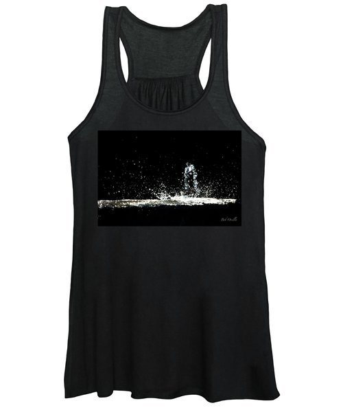 That Falls Like Tears From On High Women's Tank Top