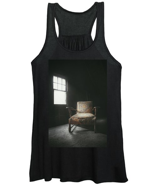 The Armchair In The Attic Women's Tank Top