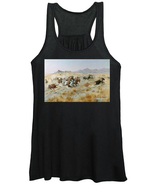 The Attack Women's Tank Top