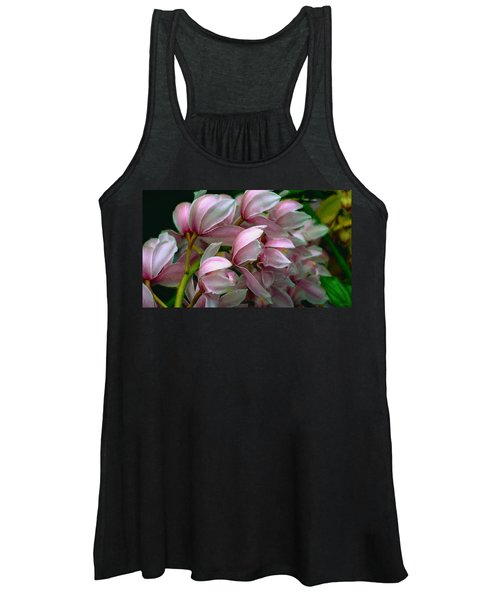 The Beauty Of Orchids Women's Tank Top