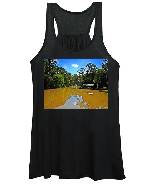 The Cold Hole Women's Tank Top