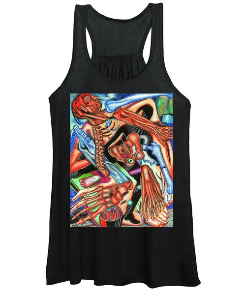 The Dawning At Twilight Women's Tank Top