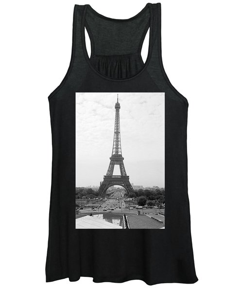 The Eiffel Tower Women's Tank Top