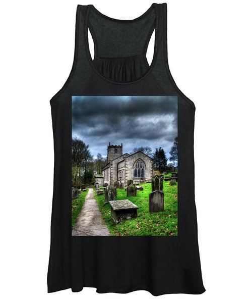 The Fewston Church Women's Tank Top