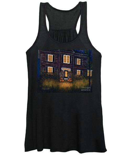 The Good Witch Grey House Women's Tank Top