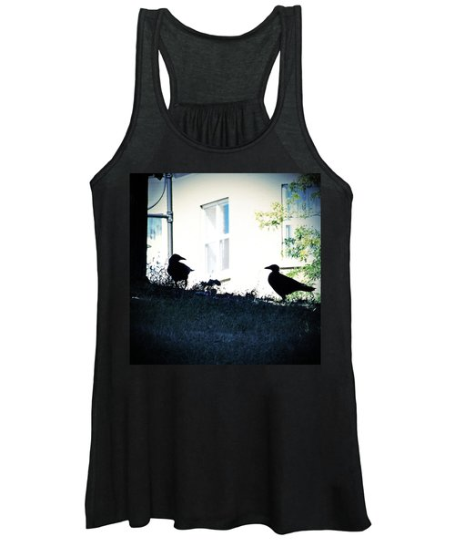 The Hitchcock Moment Women's Tank Top