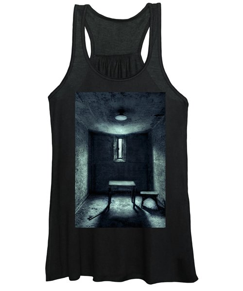 The House Of A Locked Mind Women's Tank Top