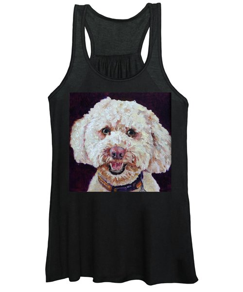 The Labradoodle Women's Tank Top