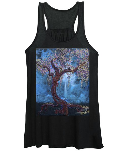 The Light Sustains Me Women's Tank Top