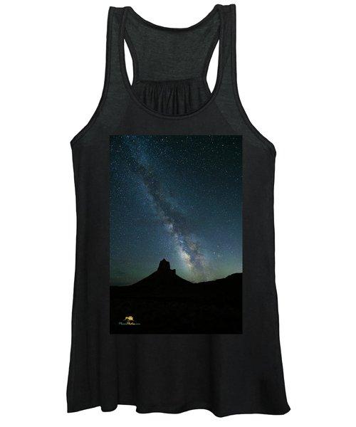 The Milky Way Women's Tank Top
