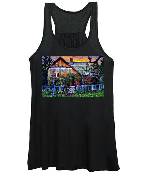 The Old Cottage Women's Tank Top