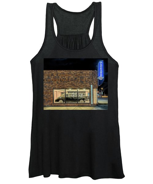 The Old Packard Dealership Women's Tank Top