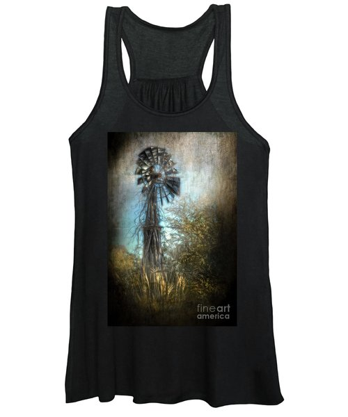 The Old Windmill Women's Tank Top
