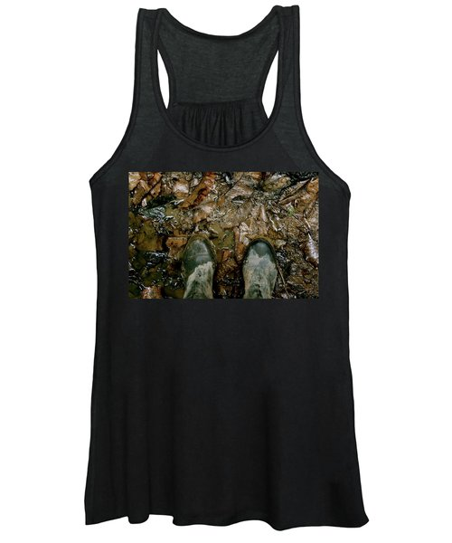 The Path Into The Amazon Women's Tank Top