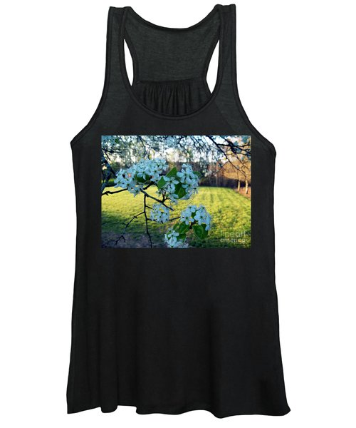 The Promise Of Spring 1c Women's Tank Top