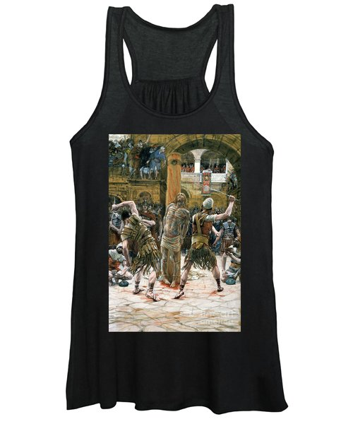 The Scourging Women's Tank Top