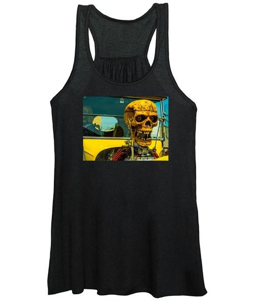 The Skull Women's Tank Top