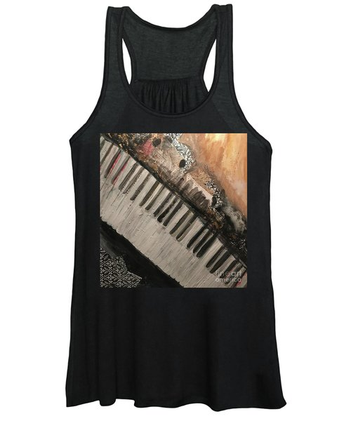 The Song Writer 2 Women's Tank Top