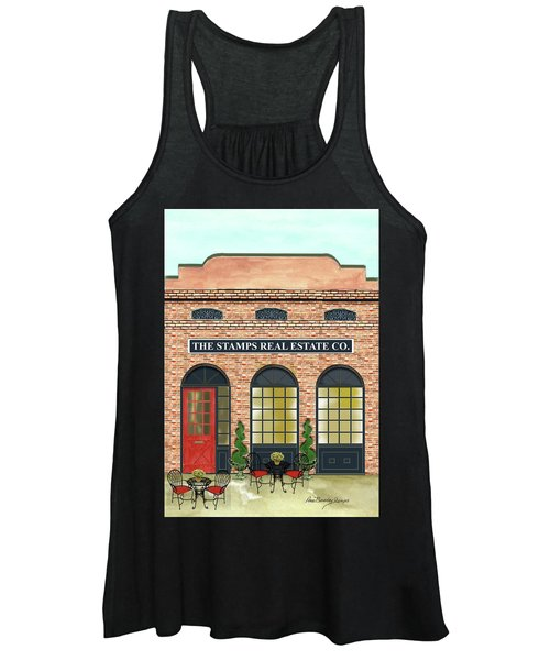 The Stamps Real Estate Co. Women's Tank Top