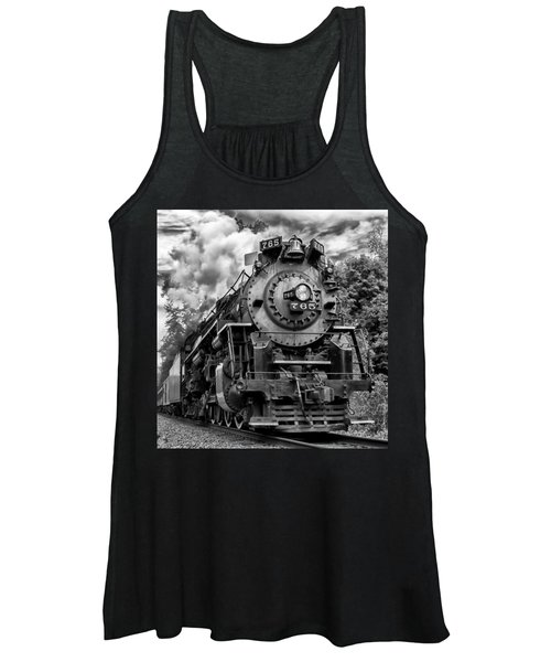 The Steam Age  Women's Tank Top