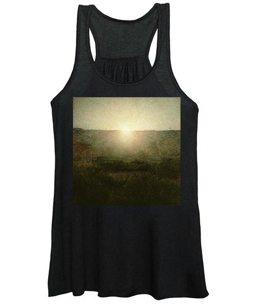 The Sun Women's Tank Top