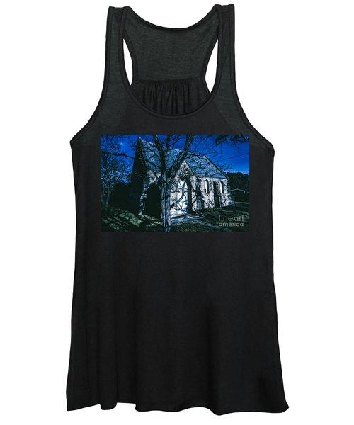 The Twilight Abbey Women's Tank Top