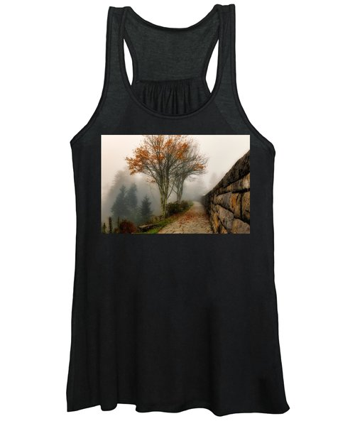The Wall Women's Tank Top