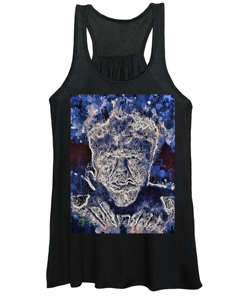 The Wolfman Women's Tank Top