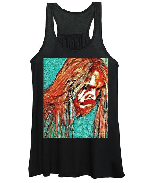 Tim Ohrstrom Women's Tank Top