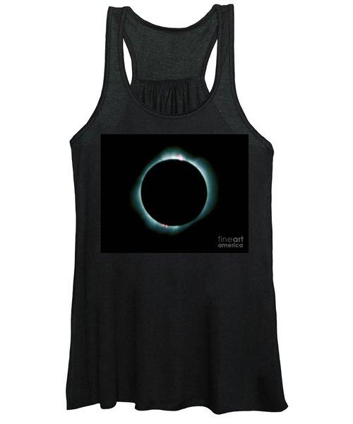 Total Solar Eclipse Women's Tank Top