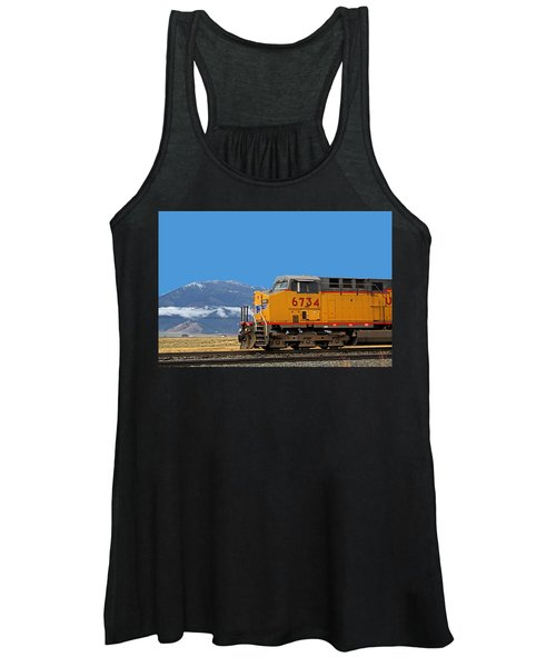 Train In Oregon Women's Tank Top