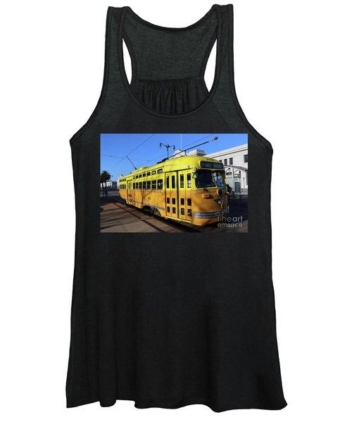 Trolley Number 1052 Women's Tank Top
