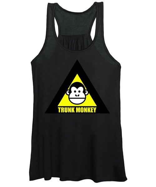 Trunk Monkey Women's Tank Top