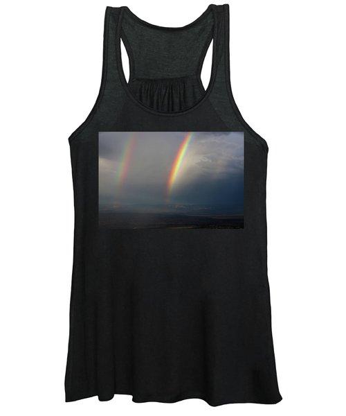 Two Rainbows Women's Tank Top