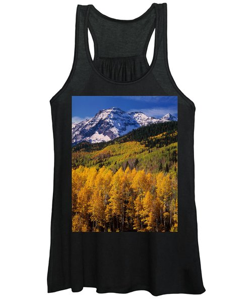 Uncompahgre National Forest Co Usa Women's Tank Top