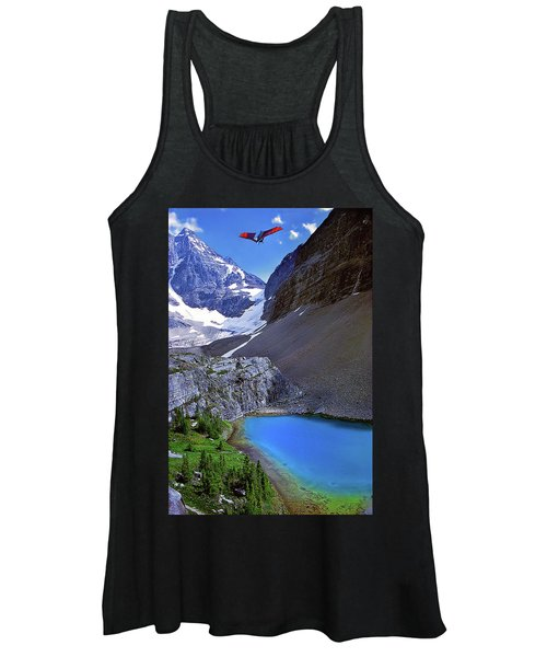 Up, Up, And Away Women's Tank Top