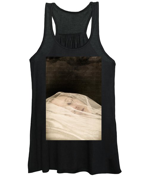Veiled Women's Tank Top