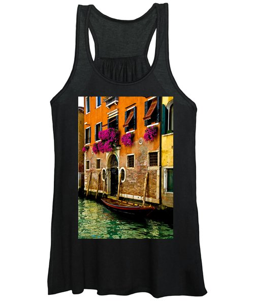 Venice Facade Women's Tank Top