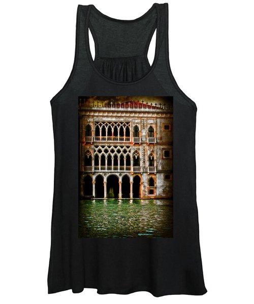 Venice Palace  Women's Tank Top