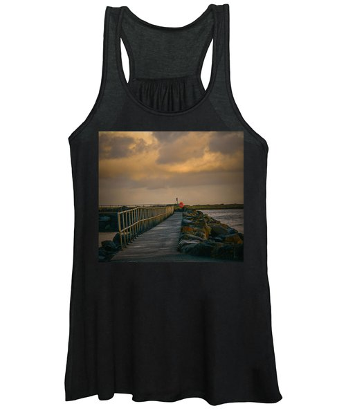 View At Staffin 1 #g9 Women's Tank Top